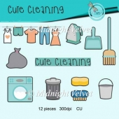 Cute Cleaning
