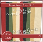 Tuscan Summer Paper Set 3