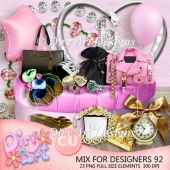 * Mix For Designers 92 *