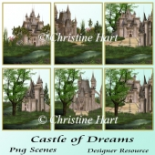 Castle of Dreams Png