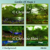 Garden of Magic 1