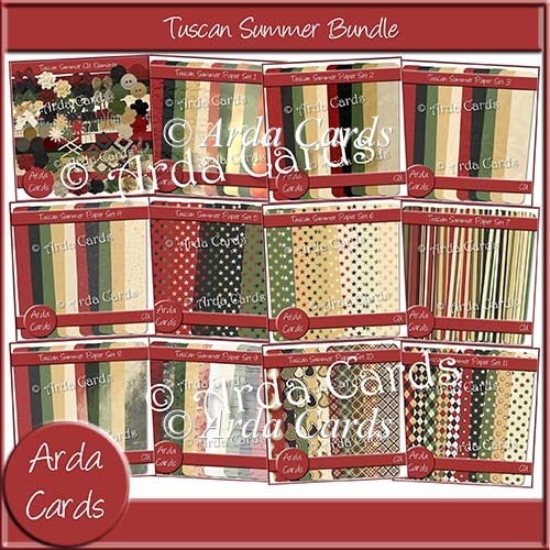 Tuscan Summer Bundle