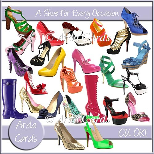 A Shoe For Every Occasion