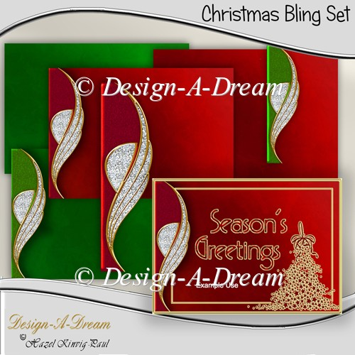 Christmas Bling Set