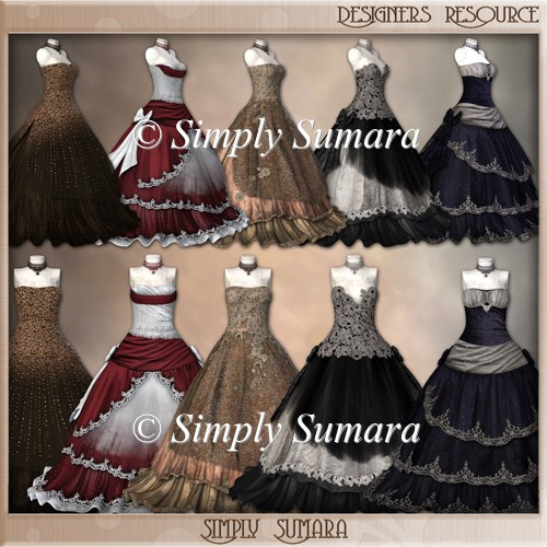 Designer Resource 10 Dresses