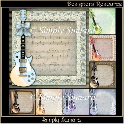 Designers Resource Guitar Papers