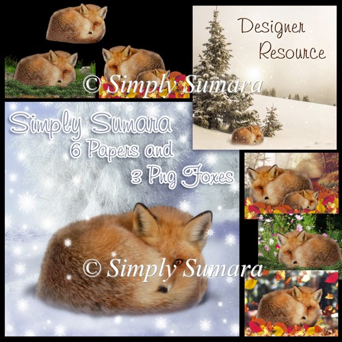 Designer Resource Little Fox Mix