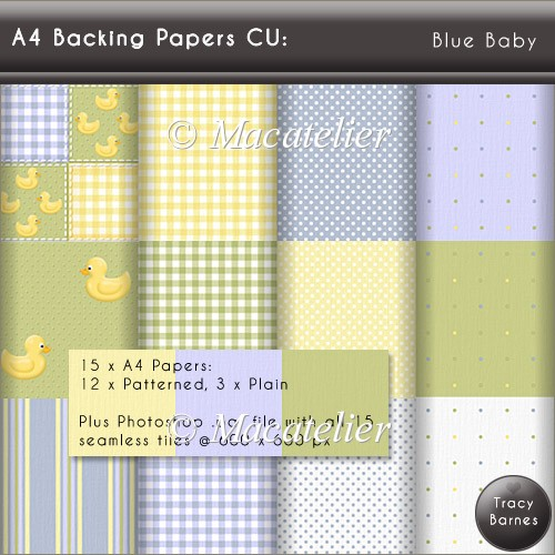 CU Papers: Blue Baby