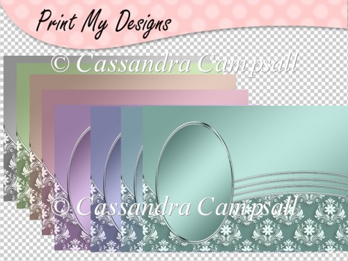 CU A5 Card Fronts