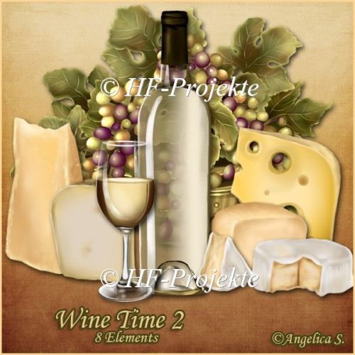 CU Wine Time Mix 2