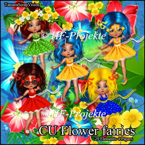 CU Flower Fairies - Click Image to Close