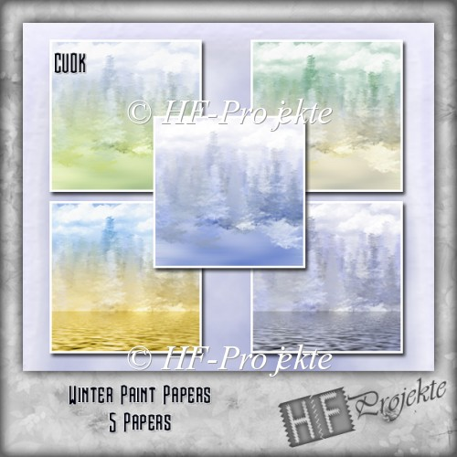CU Winter Paint Papers 5