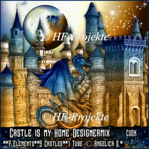 CU Castle is my Home Designermix