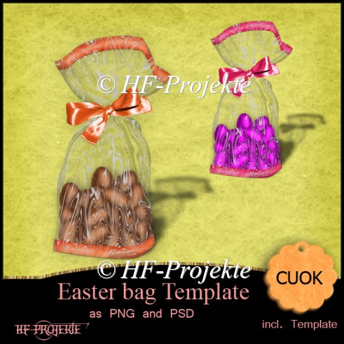 CU Easter bag Template