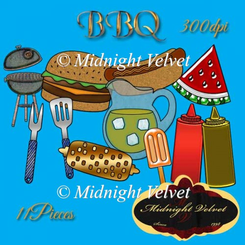 BBQ element pack