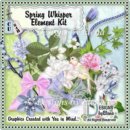 Spring Whisper Element Kit