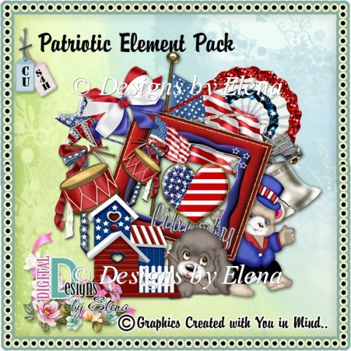 Patriotic Element Pack