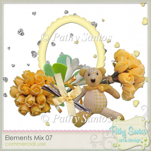 Elements Mix 07 Pathy Santos