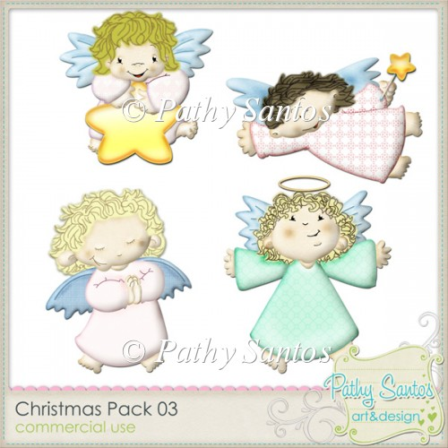 CHristmas PAck 03 Pathy Santos