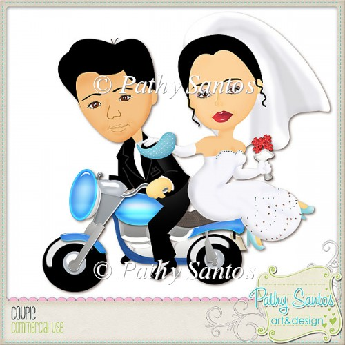 Couple Pathy Santos