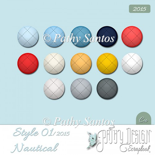 Style 01/2015 Nautical Pathy design