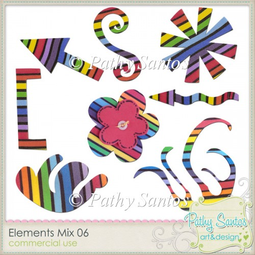 Elements Mix 06 Pathy Santos