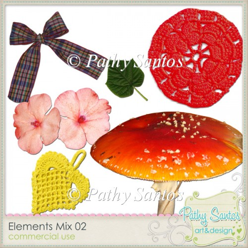 Elements Mix 02 Pathy Santos