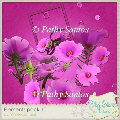 Elements Mix 10 Pathy Santos