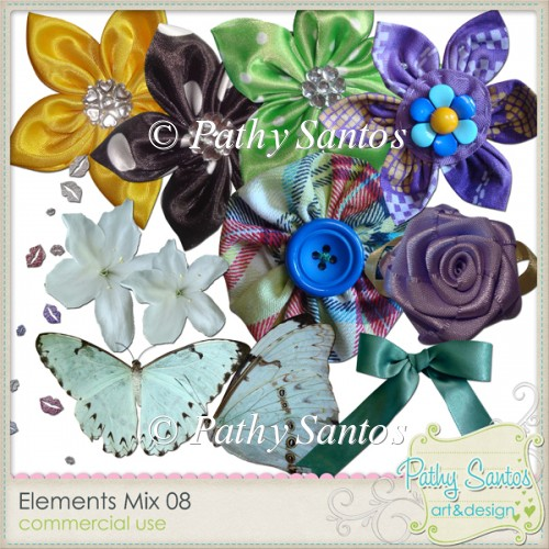 Elements Mix 08 Pathy Santos