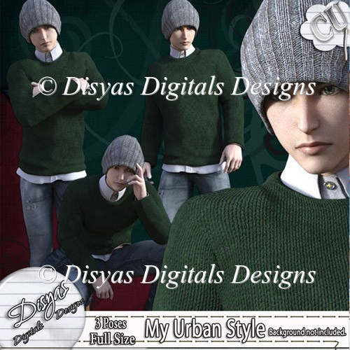 MY URBAN STYLE TUBE PACK CU
