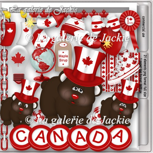 CU Happy Canada day 2 FS by GJ