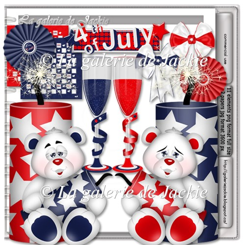 2016 Free Happy 4th of july FS by GJ