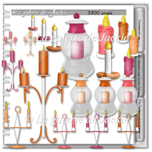 Candle 2 FS by GJ - Click Image to Close