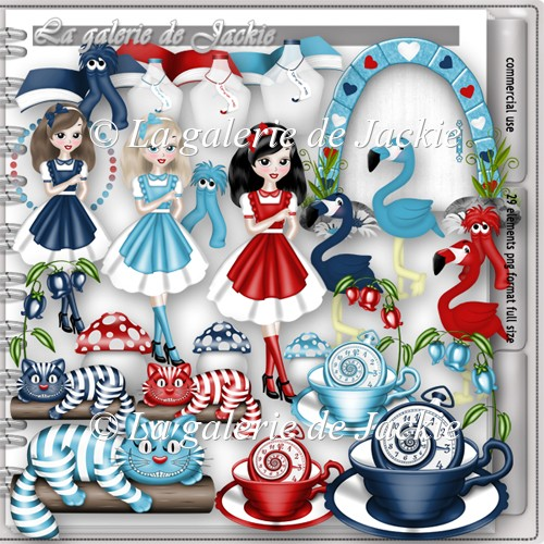 CU Alice in Wonderland 3 FS by GJ