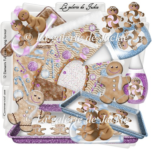Gingerbread 3 FS - Click Image to Close