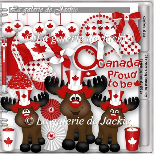 CU Happy Canada day 1 FS by GJ