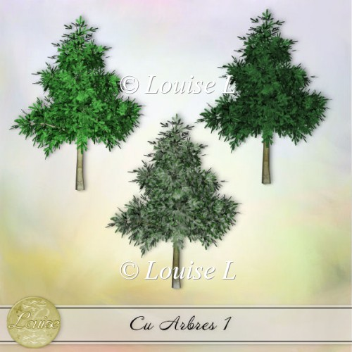 Arbres 1 - Click Image to Close