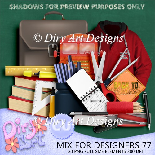 * Mix For Designers 77 *