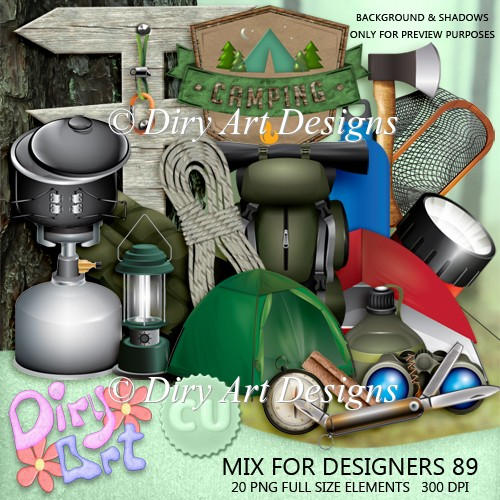 * Mix For Designers 89 *