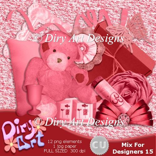 * Mix For Designers 15 *