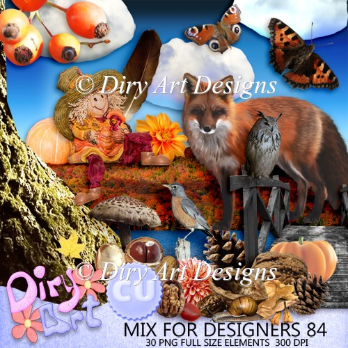 * Mix For Designers 84 *