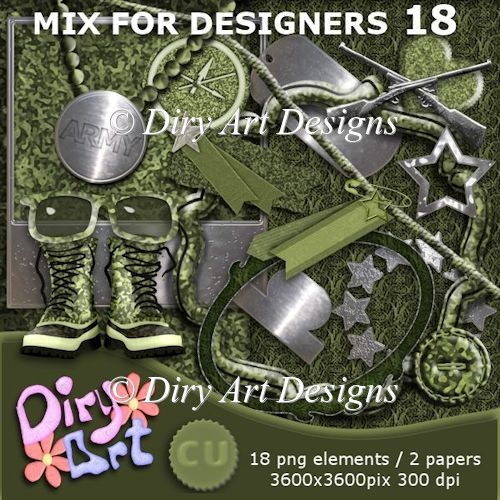 * Mix For Designers 18 *