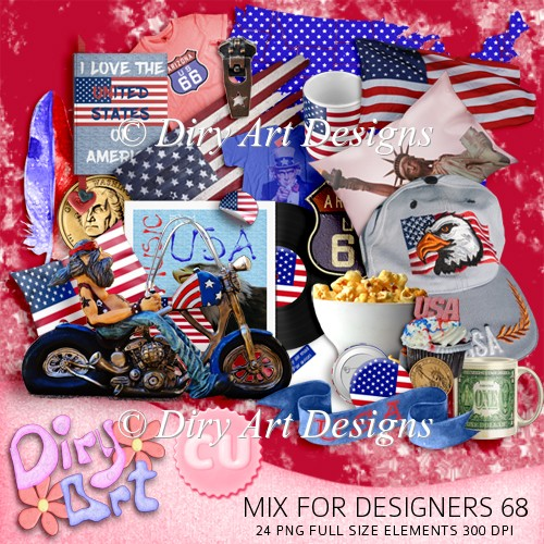 * Mix For Designers 68 *