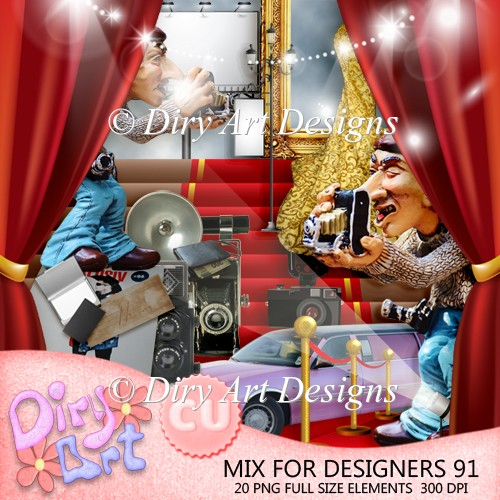 * Mix For Designers 91 *