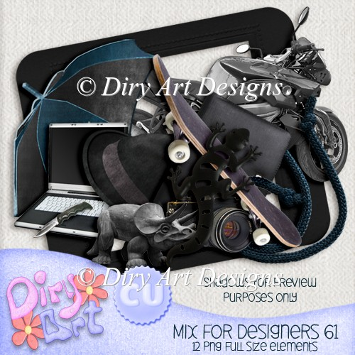 * Mix For Designers 61 *