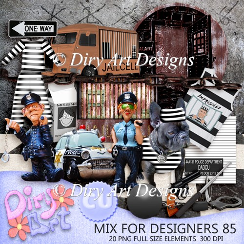* Mix For Designers 85 *