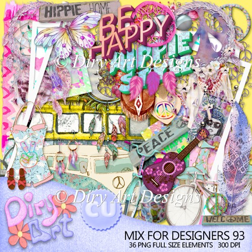 * Mix For Designers 93 *