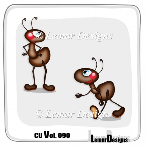 Animals Pack 17 by Lemur Designs