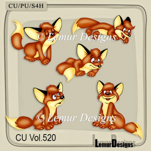 CU Vol. 520 Animals