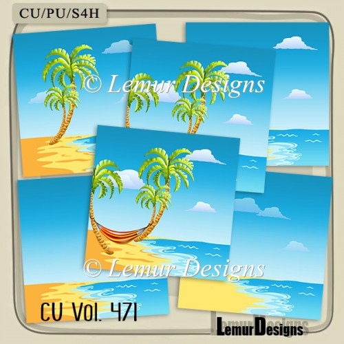 CU Vol. 471 Summer Beach Papers